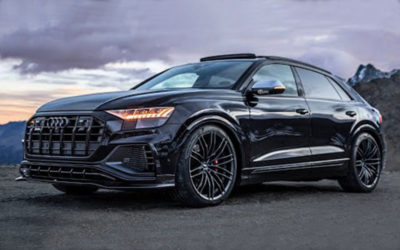 Audi RSQ8 720PS/1000NM