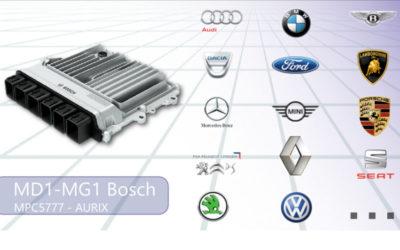 Bosch MD1 & MG1-Die neue Generation